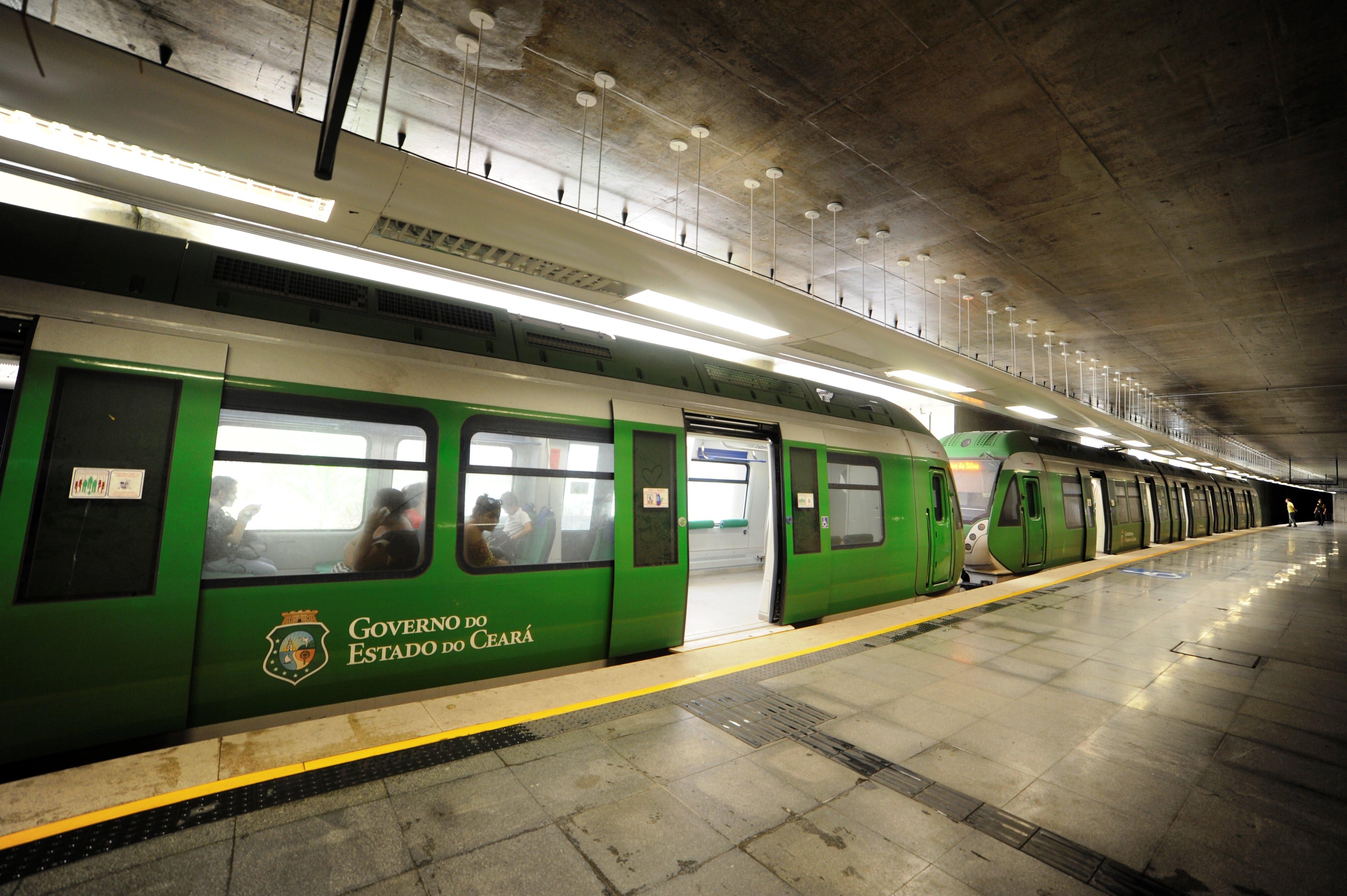 Metrô de Fortaleza – Renovação do Cartão do Estudante será a partir de 2 de maio