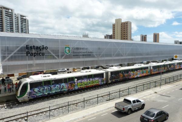 Linhas de Metrô e VLT operam normalmente no feriado da próxima segunda-feira (25/3)