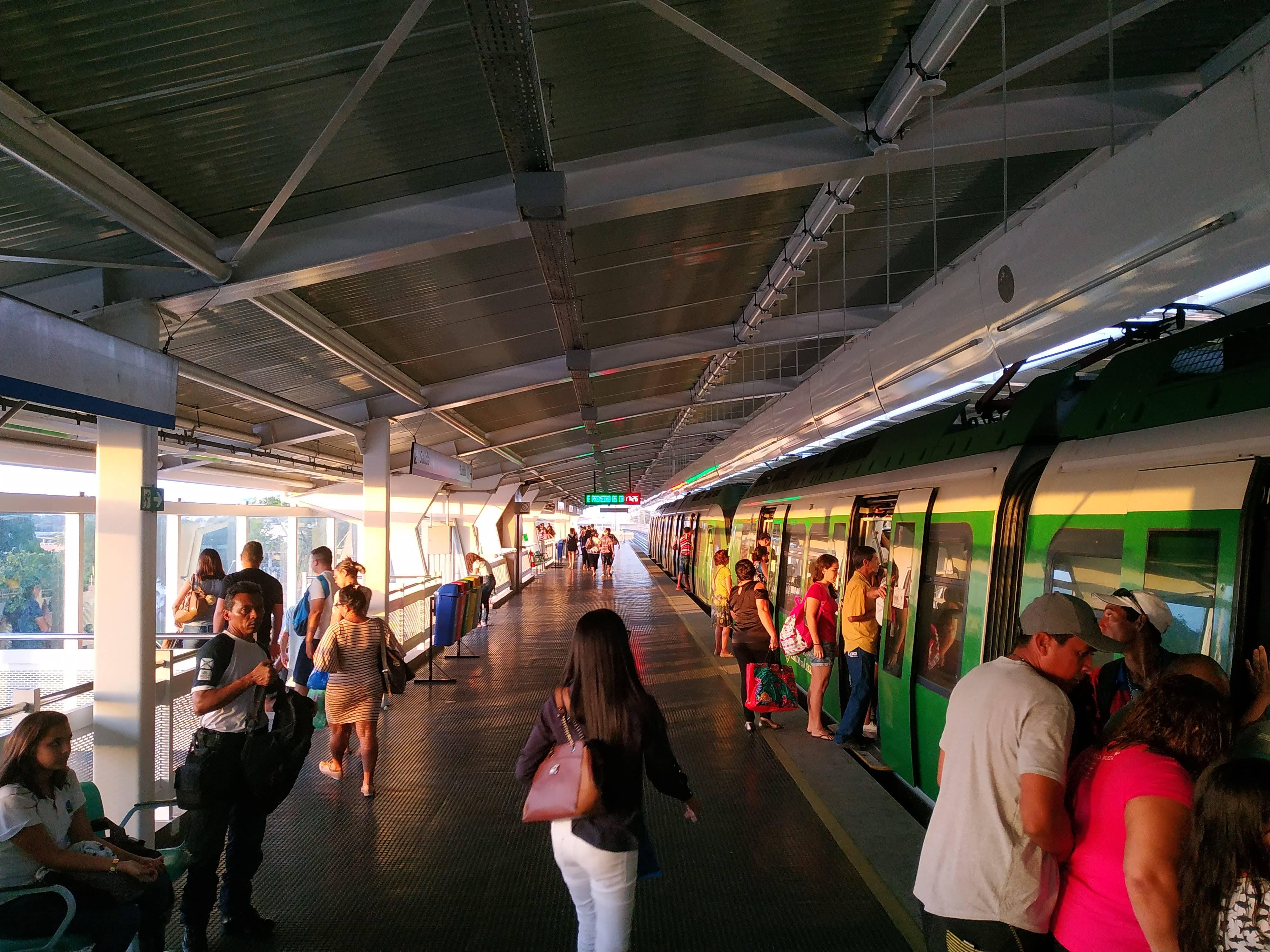 Metrofor inaugura novo guichê de atendimento exclusivo para estudantes