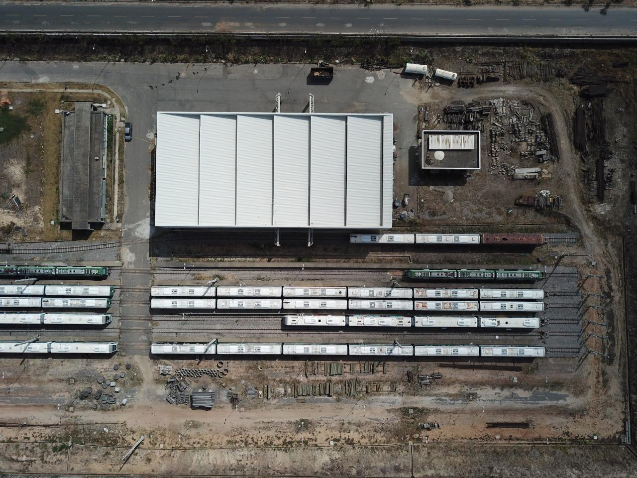 Metrofor doará trens da frota antiga à CBTU