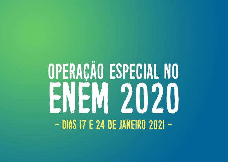 Linhas em Fortaleza e Sobral terão funcionamento nos dias do Enem 2020