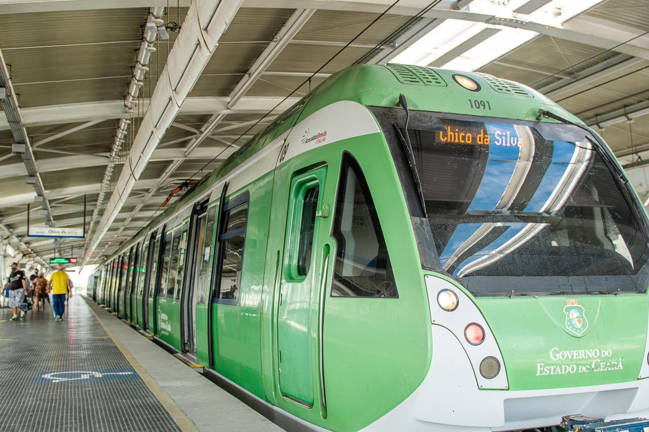 Metrofor amplia operação do Metrô e do VLT