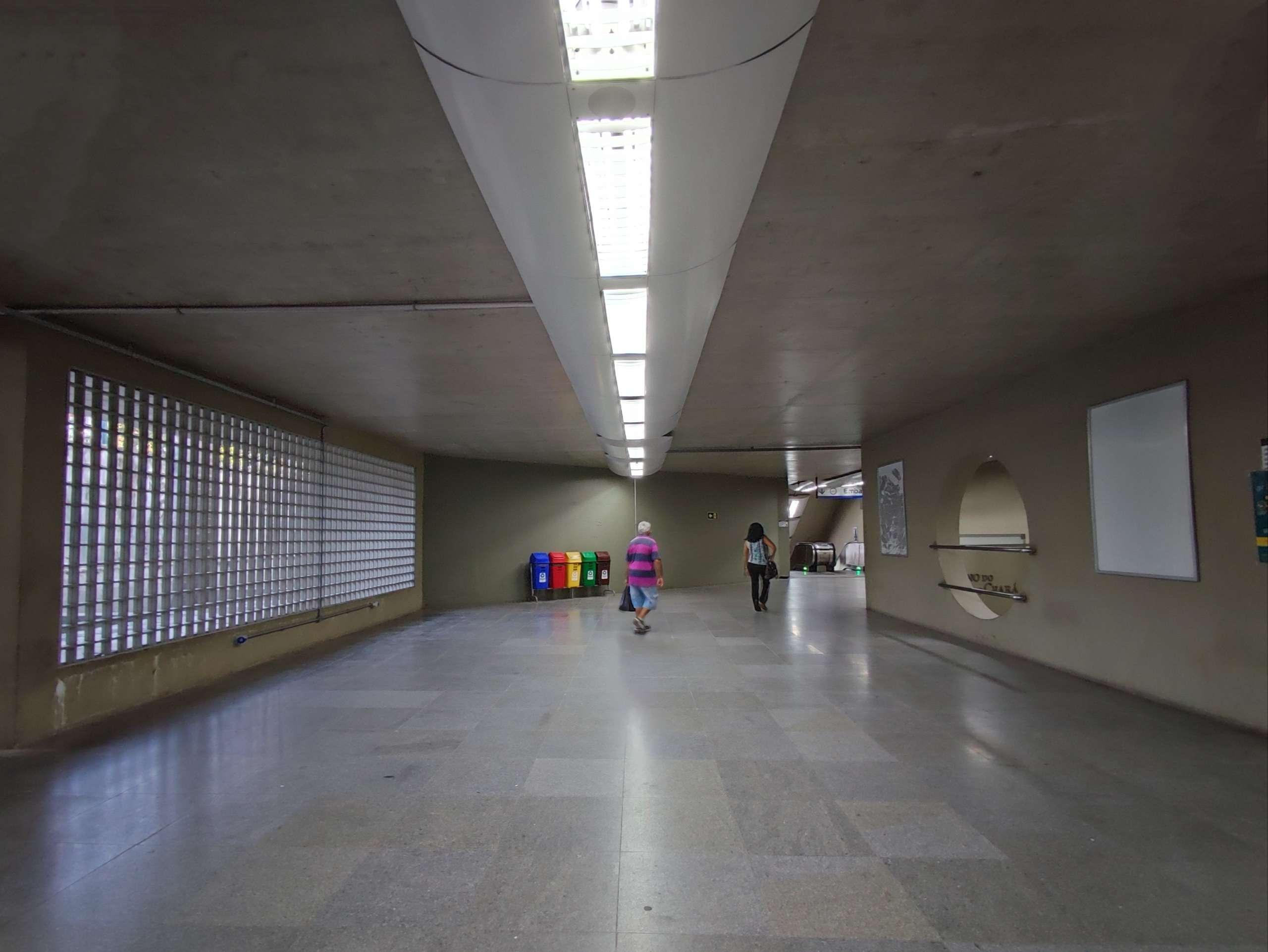 Metrofor abre espaços para instalação de quiosques de vendas na estação José de Alencar